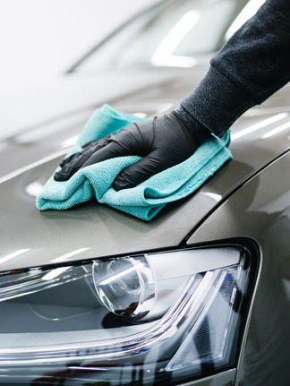 Fahrzeugpflege - Lackpflege
